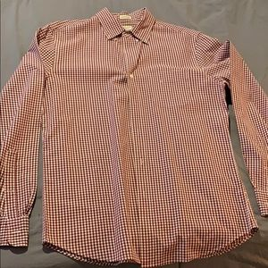 J Crew Slim Button up